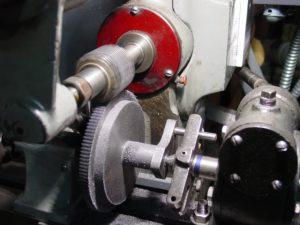 Cutting of Bevel Gear Pinion